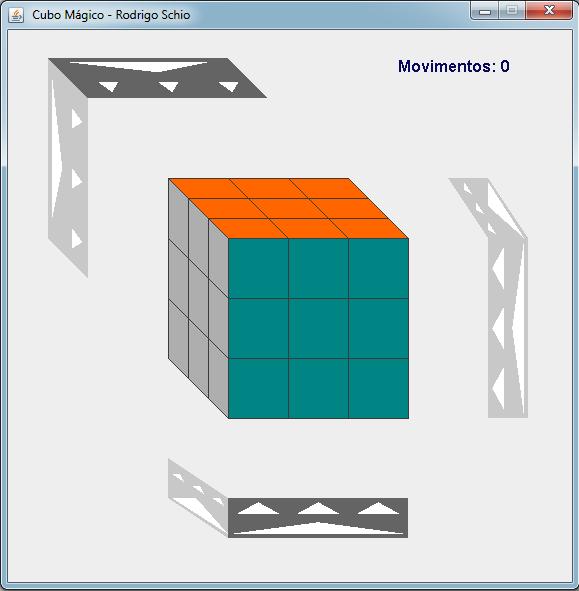 Cubo Mágico 2D
