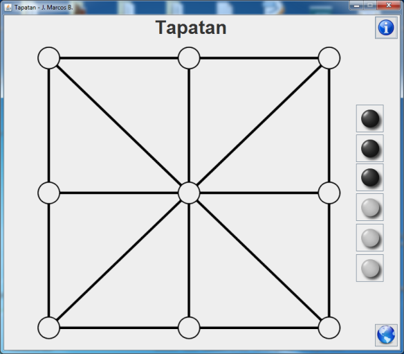 Tapatan Screenshot  01