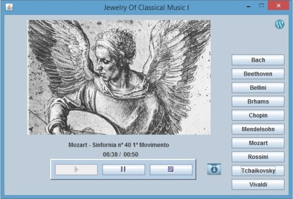 Jewelry Of Classical Music Volume I