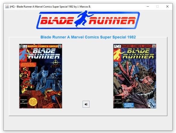jHQ: Blade Runner - O Caçador De Androides 1982